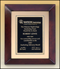 Cherry Gold Award Plaque P4270