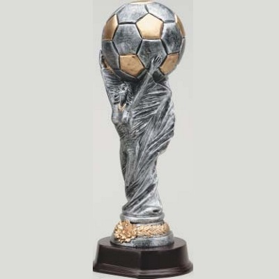 Custom Fifa World Cup Soccer Trophy Replica RF1042SG