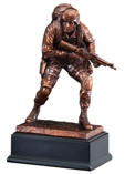 Battle Mode Marine Resin Statue RFB135