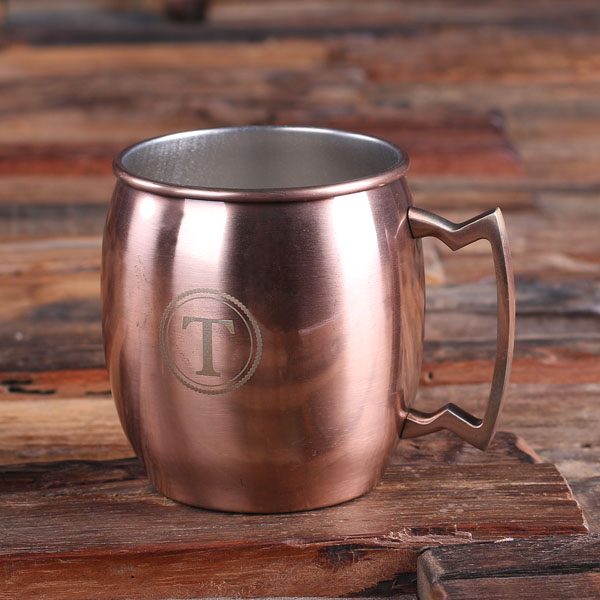 Moscow Mule Mug With Zardian Handle TP-025179