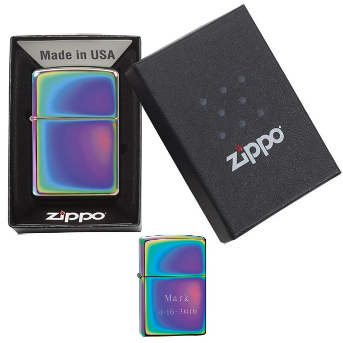 Engraved Dazed and Confused Zippo Lighter ZP151